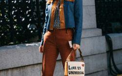 Street Style at NYFW