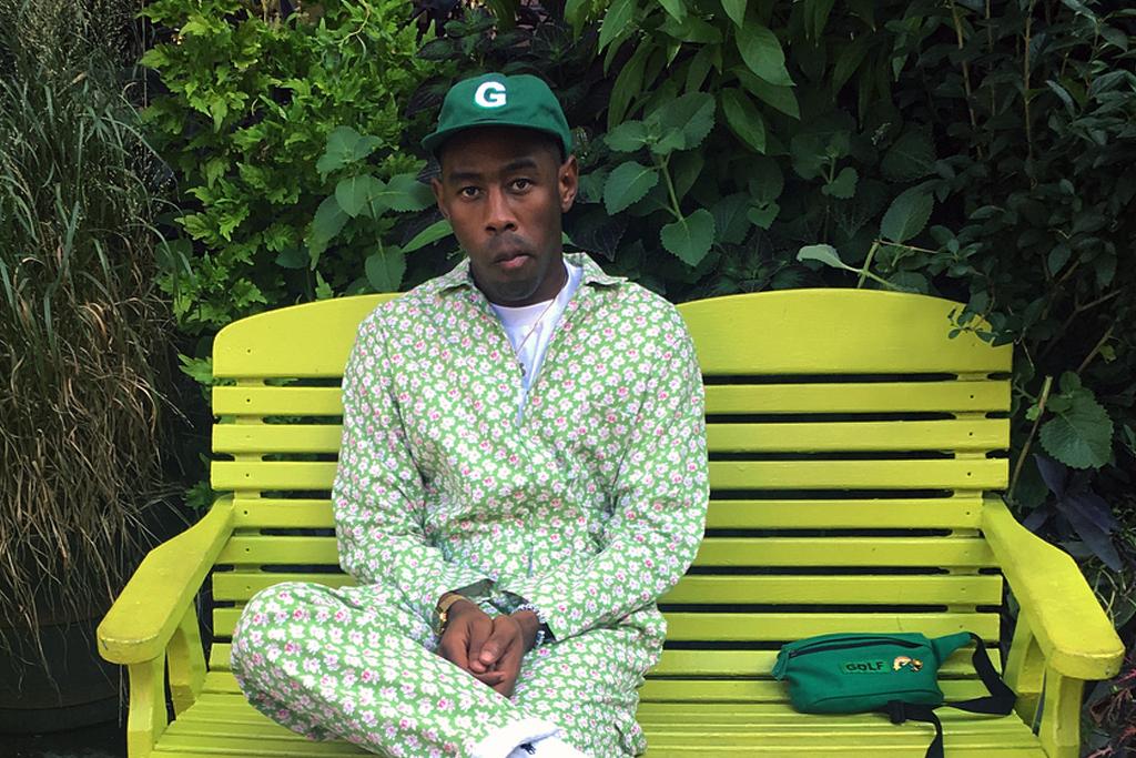 Tyler The Creator Debuts Unreleased Golf Le Fleur Converse One Star Footwear News