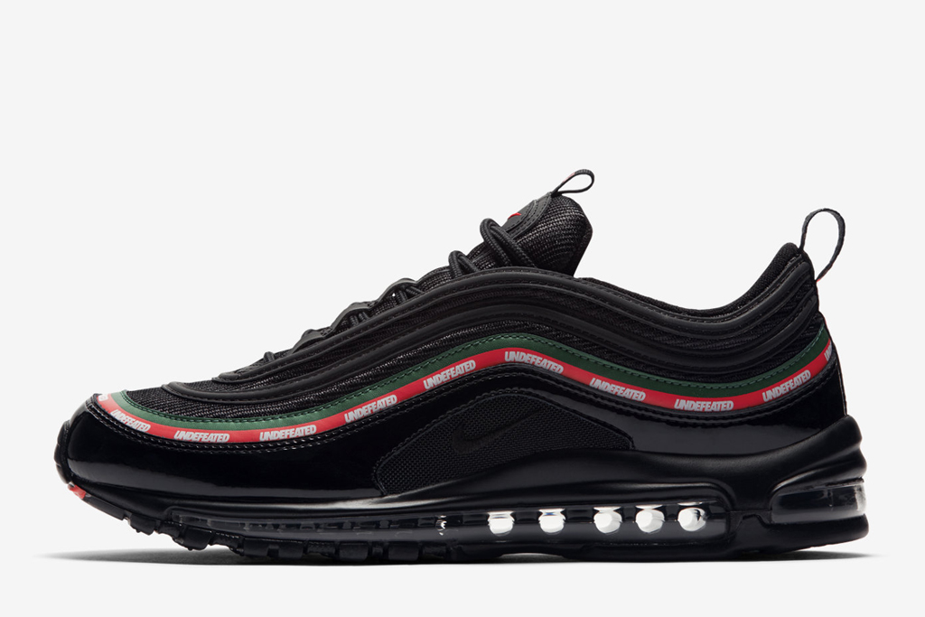 Undefeated x Nike Air Max 97