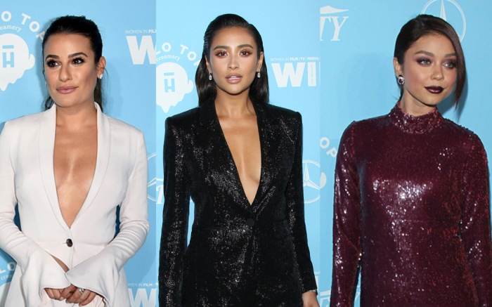 Celebrities at Variety's Pre-Emmy Party