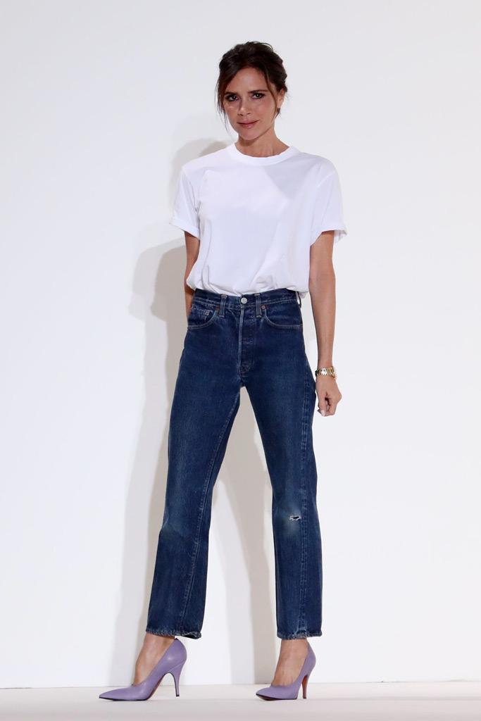 Victoria Beckham ready to wear spring 2018