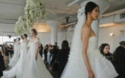 Marchesa Bridal presentation