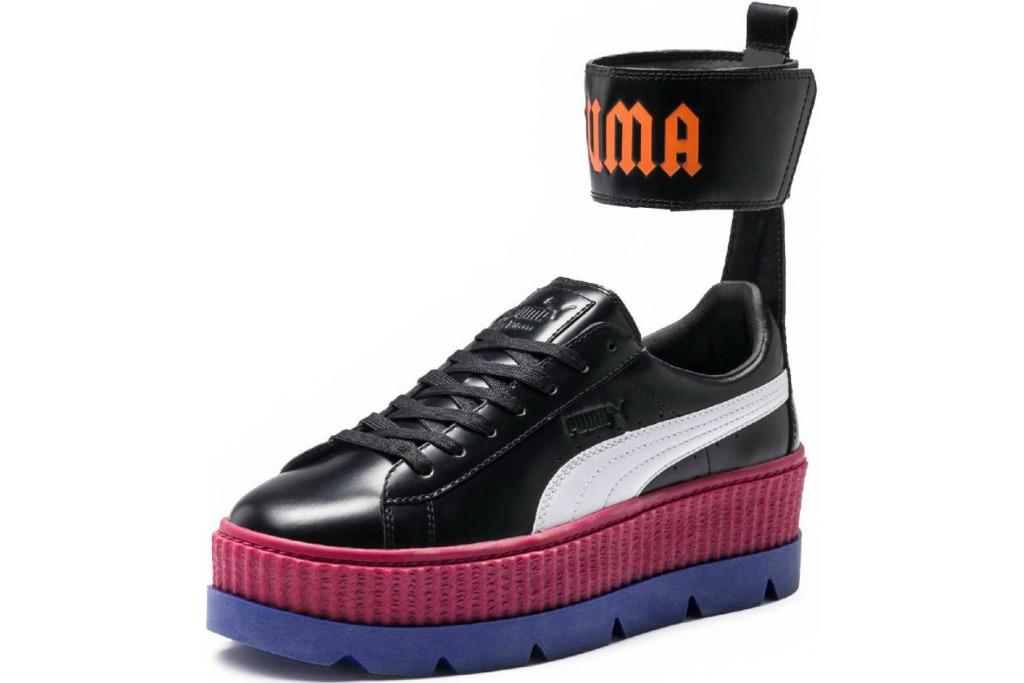 fenty puma by Rihanna Ankle Strap Creeper Sneaker