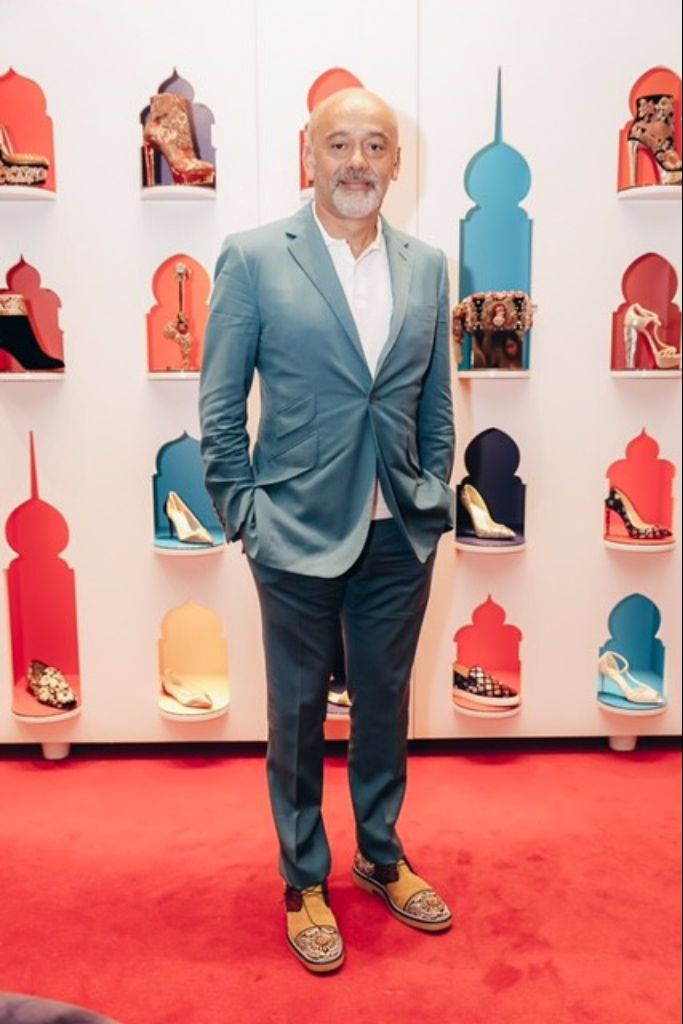 Christian Louboutin for Level Shoes