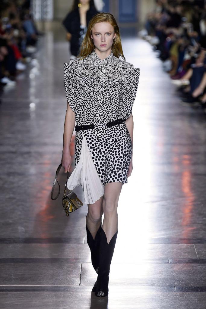 Givenchy ready to wear spring 2018, paris fashion week