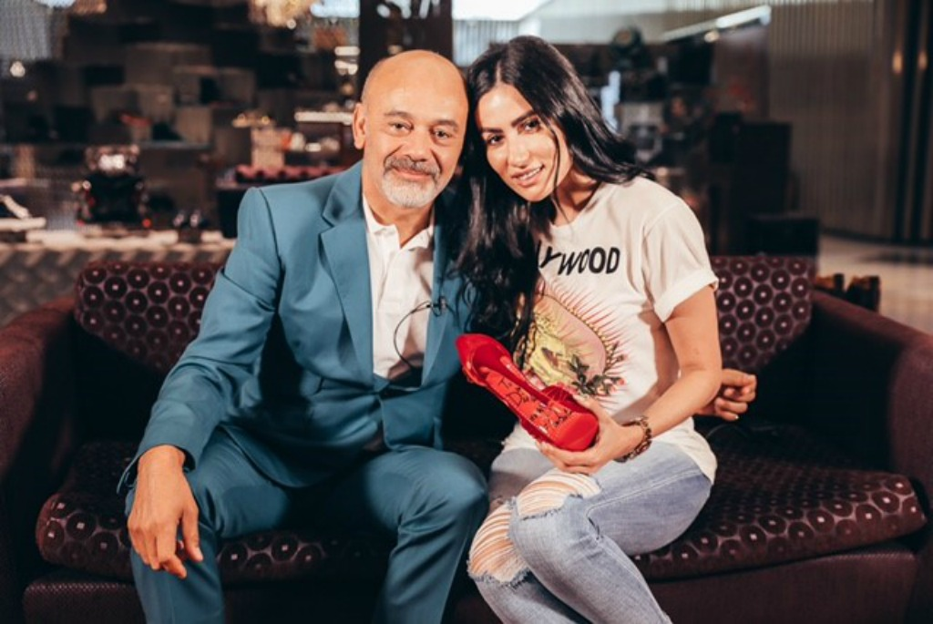 Christian Louboutin for Level Shoes.