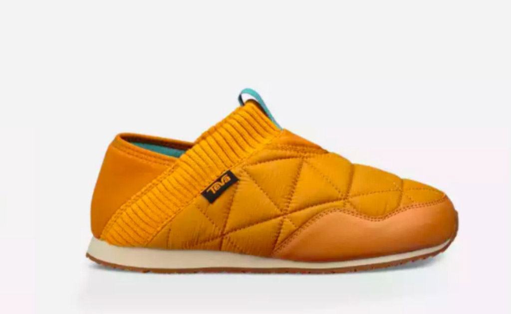 Teva Ember Moc fur lined shoes