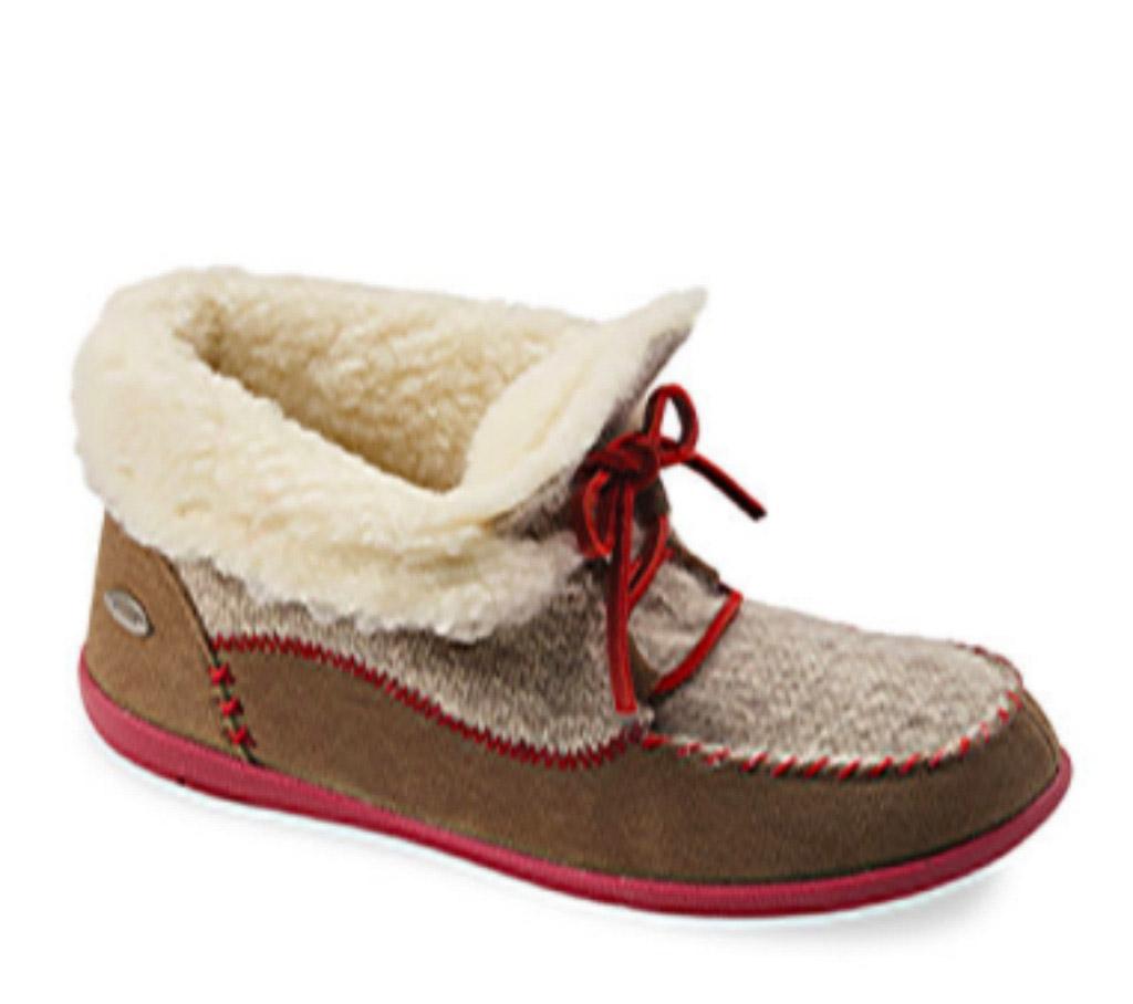 Acorn Slopeside Bootie fur lined