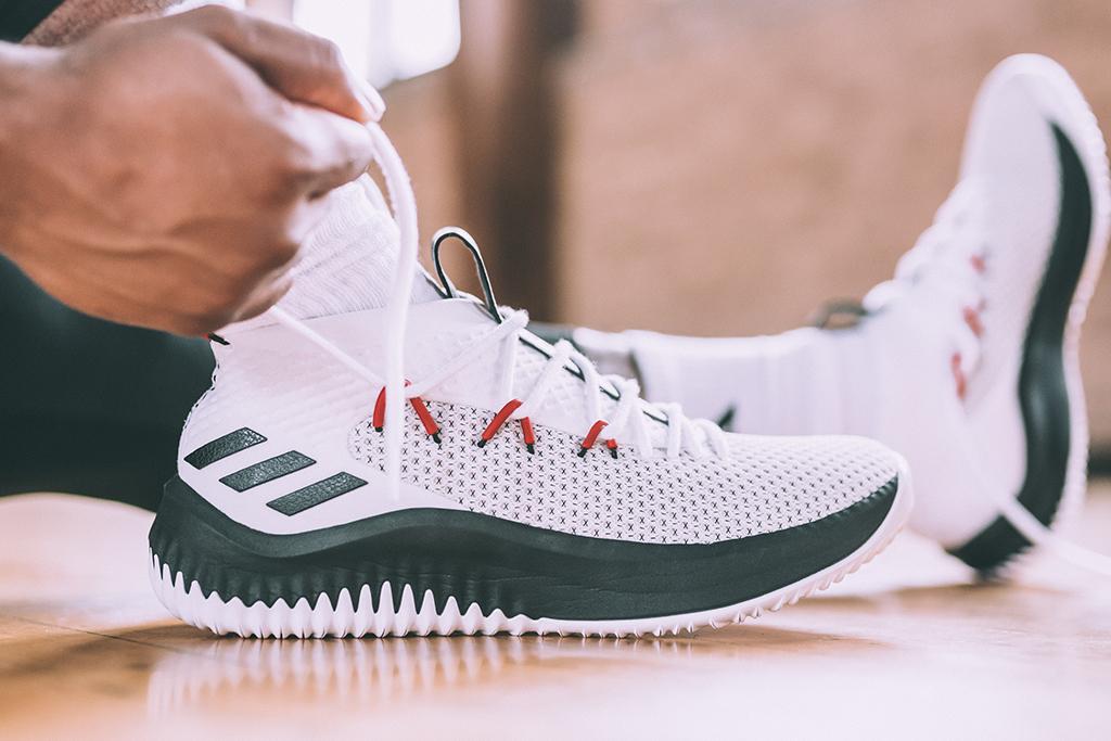 Damian Lillard S New Signature Shoe With Adidas Unveiled Footwear News