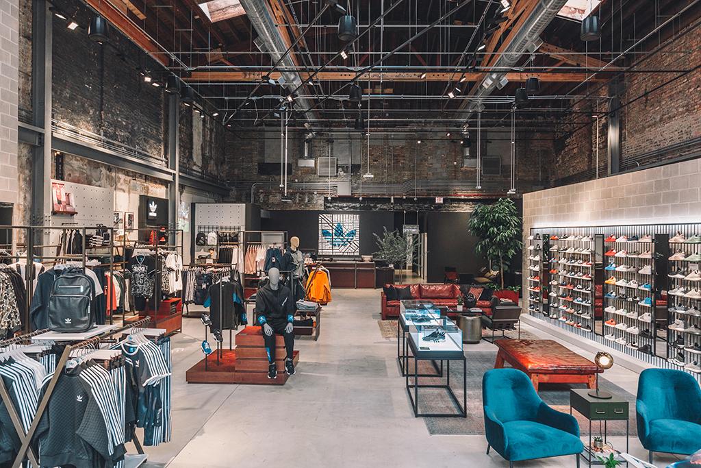Adidas Originals' Largest Store Ever Is