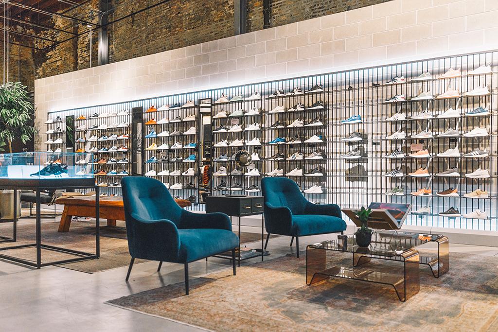 Adidas Originals Chicago flagship