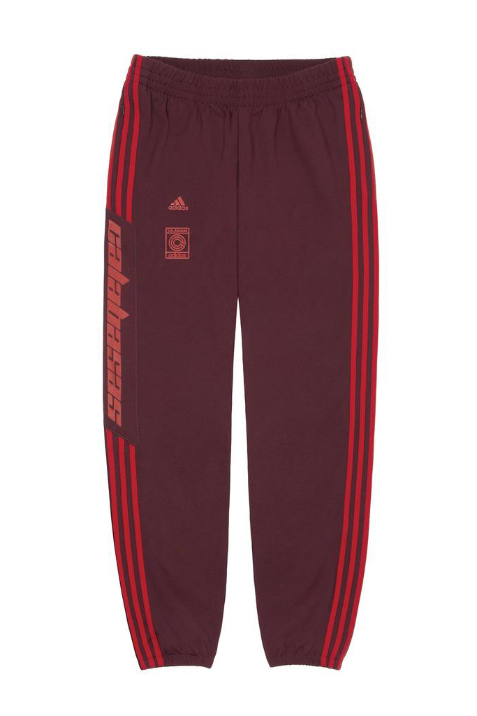 Restricción Chapoteo Tener cuidado  How to Get Kanye West's Sold-Out Adidas Yeezy Calabasas Track Pants –  Footwear News