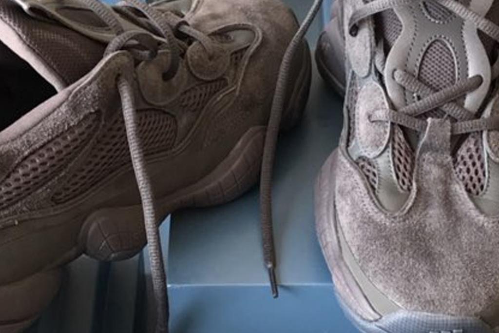 yeezy desert rat 500 sneakers