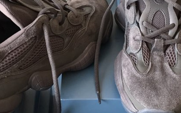 First Look At Kanye West S 2018 Adidas Yeezy Desert Rat 500
