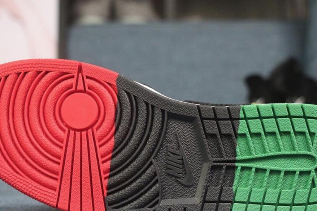 Air Jordan 1 Flyknit BHM