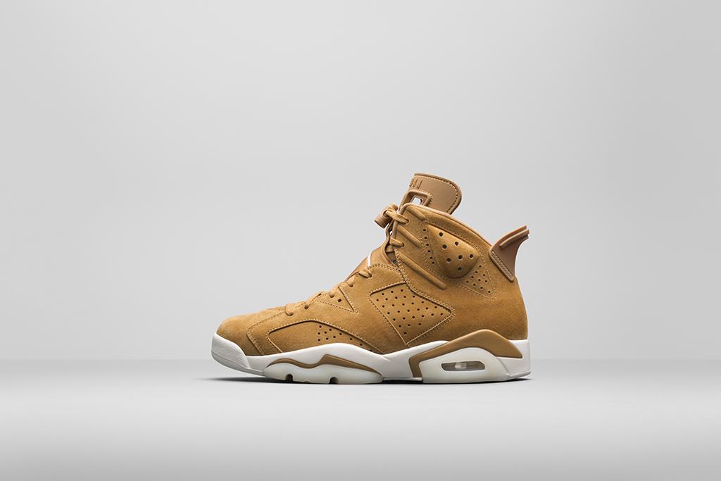 Air Jordan 6 Wheat