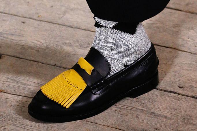 Burberry S/S 2018 Footwear