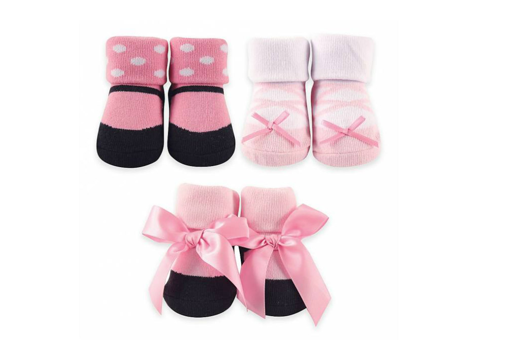 8 Baby Socks That Look Like Real Shoes