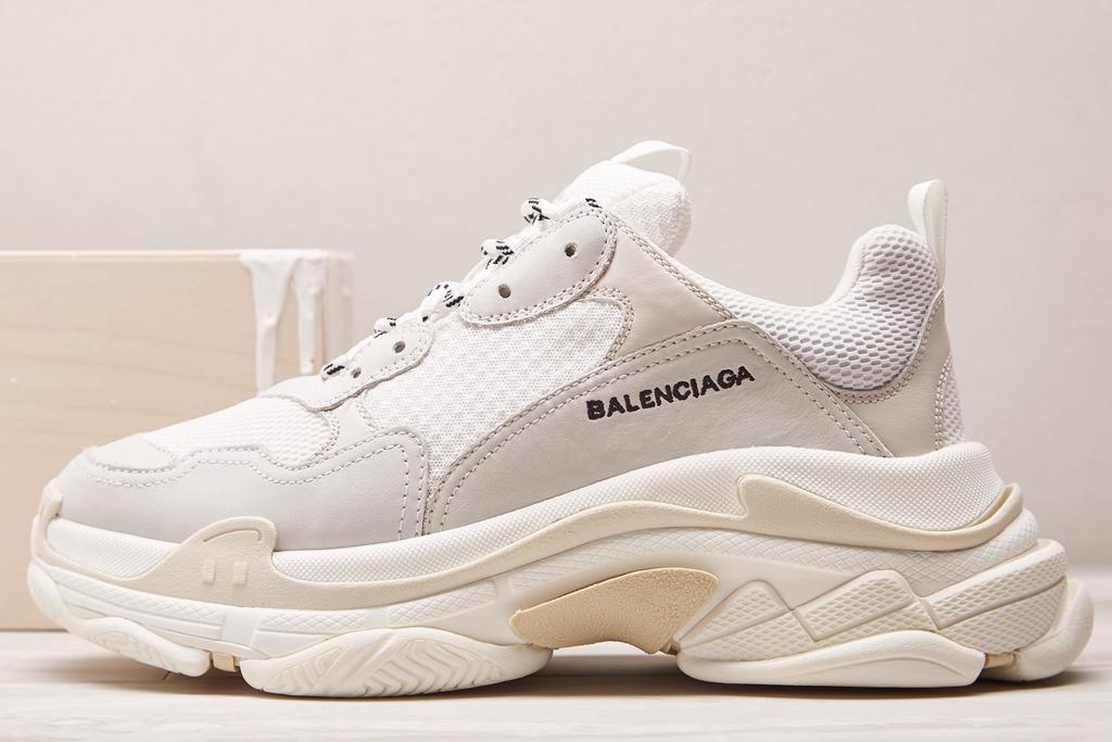 Trendy Triple S Sneakers – Footwear