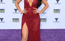 Celebs at the Latin American Music Awards