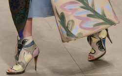 burberry fall 2014 shoes