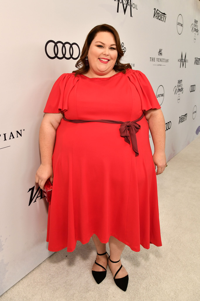 Chrissy Metz, variety of power