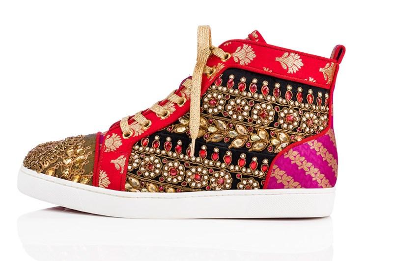 Christian Louboutin Sabyasachi Shoes