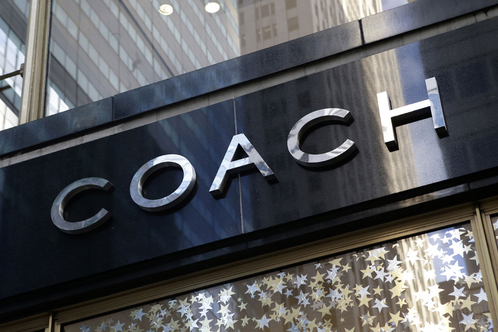 Coach, storefront, fashion
