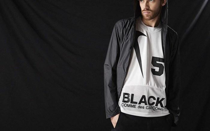 Comme des Garcons Black x Nike