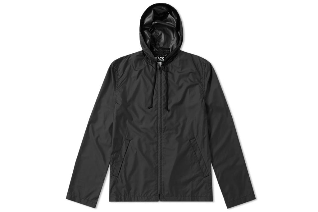 Comme des Garcons Black x Nike Polyester Taffeta Hooded Jacket