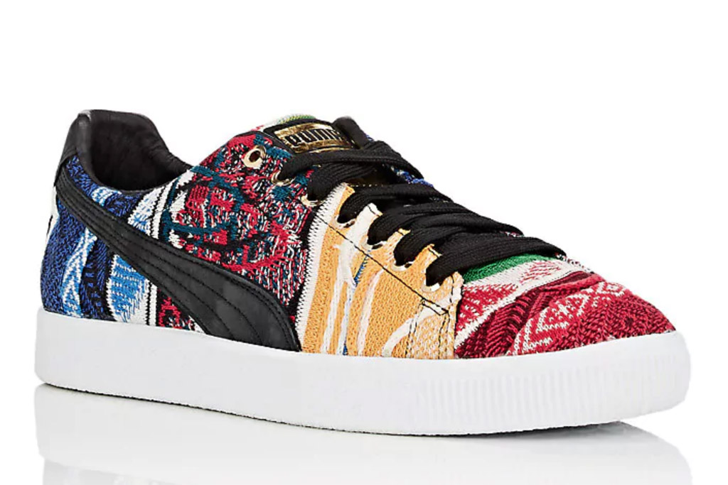 Coogi x Puma Clyde Knit