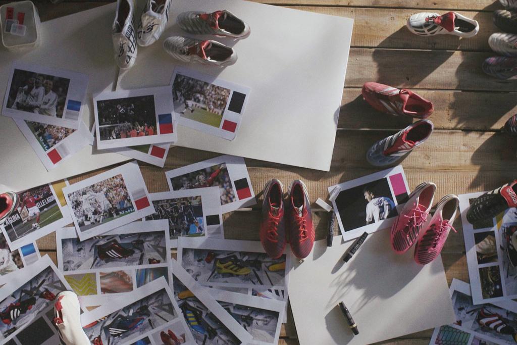David Beckham x Adidas Predator Accelerator