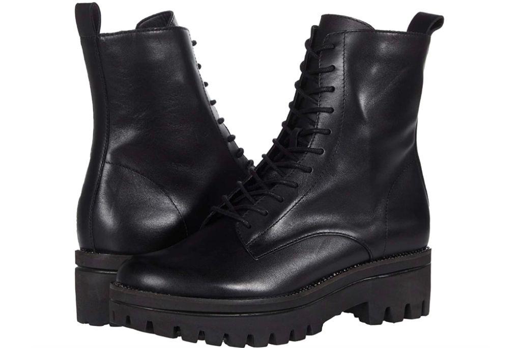 Dolce Vita, Prym Bootie, Combat Boots, Black Boots