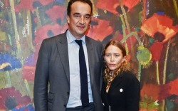Mary-Kate Olsen makes rare red carpet