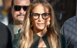 Jennifer Lopez and Alex Rodriguez seen