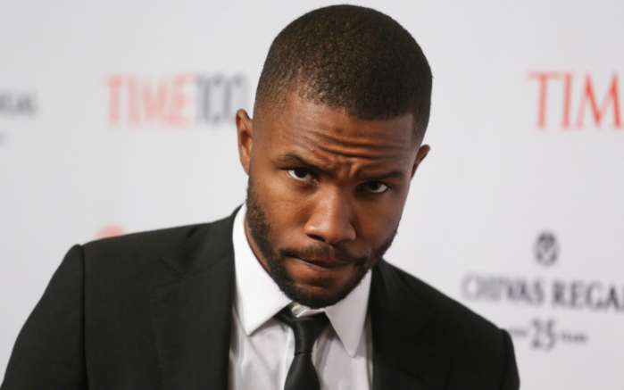 Frank Ocean at the Time 100 Gala in 2014