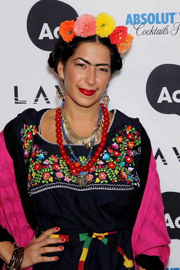 rebecca minkoff, frida kahlo, halloween costumes