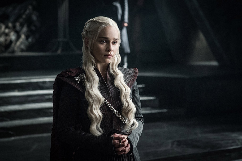 Khaleesi Game of Thrones Emilia Clarke