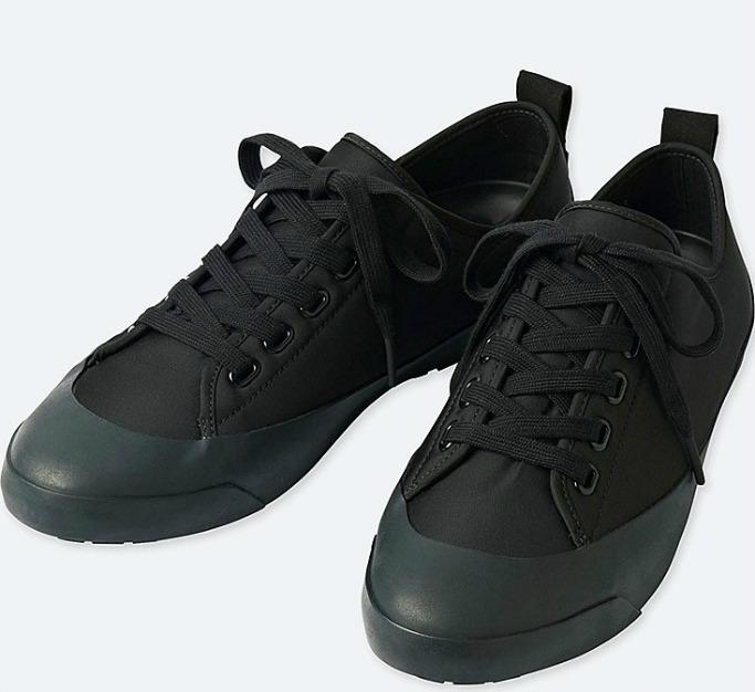 uniqlo u sneakers in black
