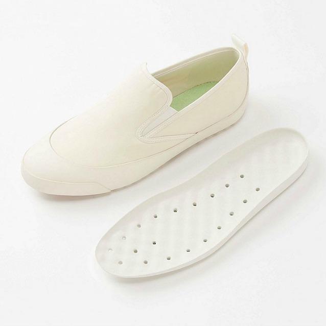 uniqlo U slip on shoes