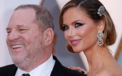 Harvey Weinstein wife Georgina Chapman