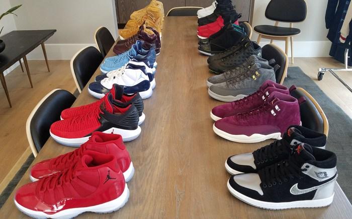 Air Jordan Holiday '17