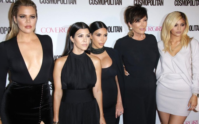 Kris Jenner, Kourtney Kardashian, Kim Kardashian, Khloe KardashianCosmopolitan Magazine's 50th Birthday Celebration, Los Angeles, America - 12 Oct 2015