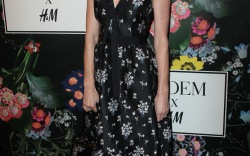 Celebs at the Erdem x H&M launch