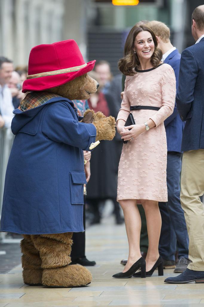 Kate Middleton, Paddington Bear