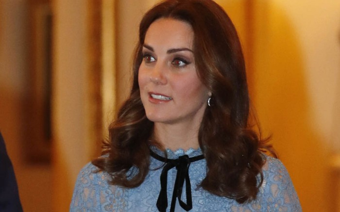 kate middleton at World Mental Health Day in london