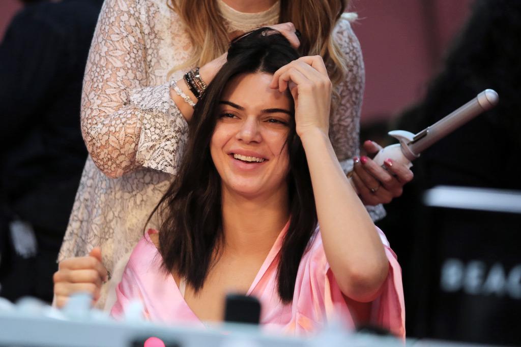 Kendall Jenner, Victoria's Secret