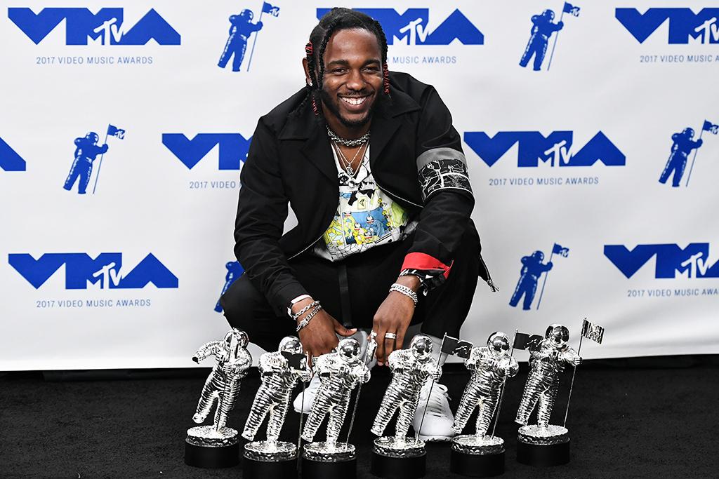 Kendrick Lamar's Nike Cortez Inspired