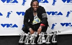 Kendrick LamarMTV Video Music Awards, Press