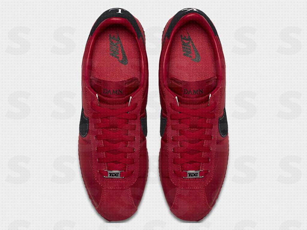 Kendrick Lamar Nike Cortez Damn